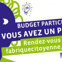 Visuel de la campagne rennaise pour le budget participatif 2015-16 // Ville de Rennes