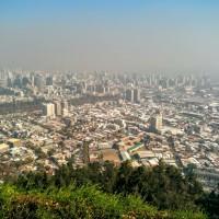 Santiago Chile | visuel | budget participatif | Amérique latine