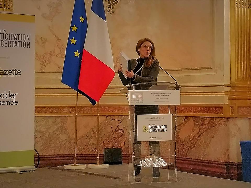 Les Trophées de la participation et de la concertation ont récompensé le Budget participatif du Gers mais pas seulement.