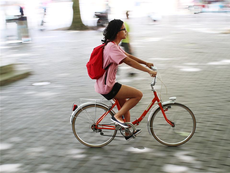 La pratique du vélo ici à Bordeaux